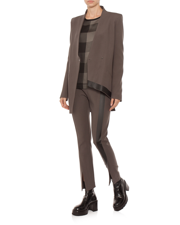 женская брюки ILARIA NISTRI, сезон: зима 2018/19. Купить за 7300 руб.   Фото 3