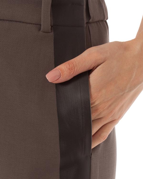женская брюки ILARIA NISTRI, сезон: зима 2018/19. Купить за 7300 руб.   Фото 4