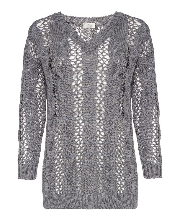 пуловер  PANICALE 28302V 42 серый