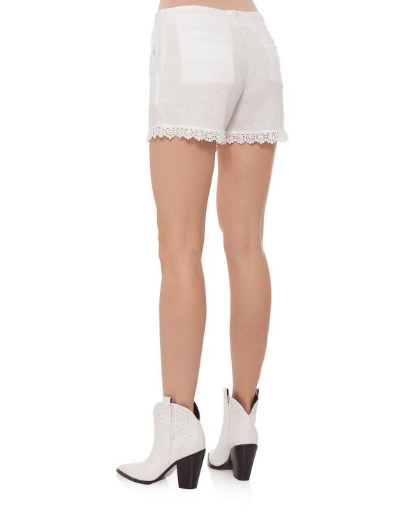 женская шорты 120% lino, сезон: лето 2015. Купить за 4200 руб.   Фото $i