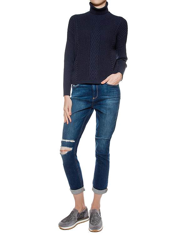 женская джинсы Paige, сезон: зима 2016/17. Купить за 23400 руб. | Фото $i