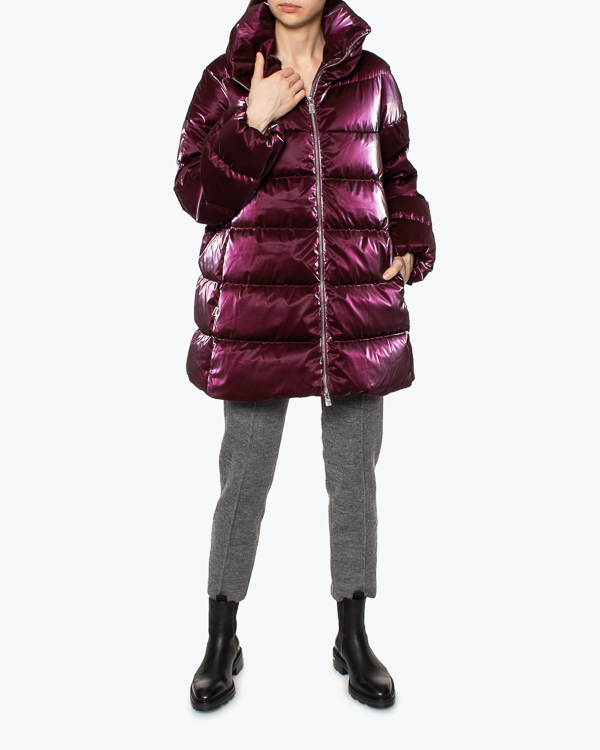 Женская пуховик ADD, сезон: зима 2021/22. Купить за 54900 руб. | Фото 1