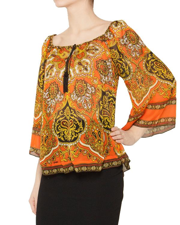 женская блуза Hale Bob, сезон: лето 2013. Купить за 6600 руб. | Фото $i