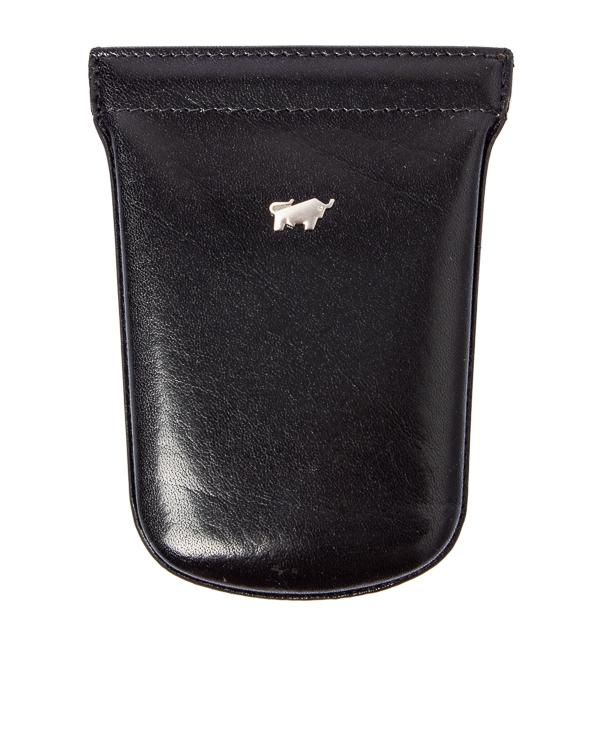 Braun Buffel из плотной кожи  артикул  марки Braun Buffel купить за 3700 руб.