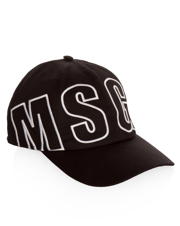 MSGM из хлопка с вышивкой бренда  артикул  марки MSGM купить за 10800 руб.