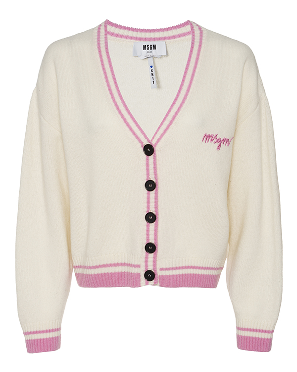 MSGM с мини-вышивкой логотипа бренда  артикул  марки MSGM купить за 23700 руб.