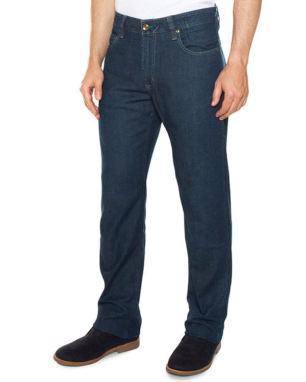 джинсы Regular с пятью карманами артикул 313506 марки Cortigiani купить за 18900 руб.