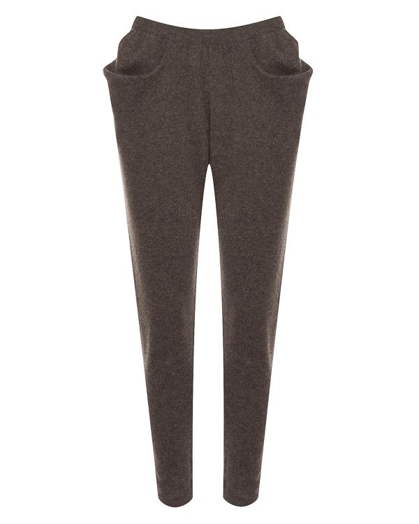 брюки зауженного силуэта из кашемира  артикул 3163 марки Tegin купить за 35700 руб.