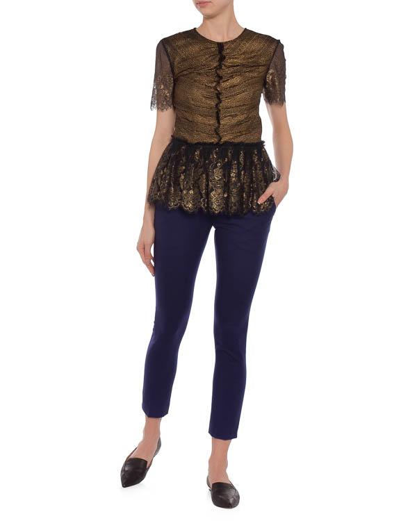 женская блуза Marchesa Voyage, сезон: зима 2014/15. Купить за 8400 руб. | Фото $i