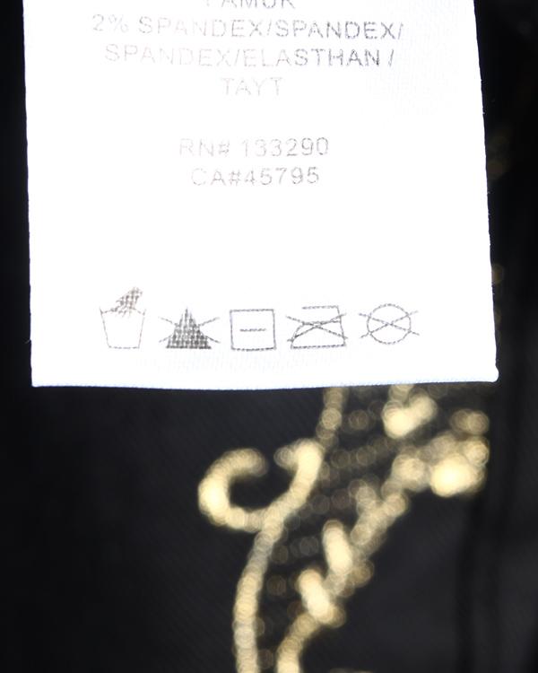 женская джинсы Marchesa Voyage, сезон: зима 2014/15. Купить за 8400 руб. | Фото $i