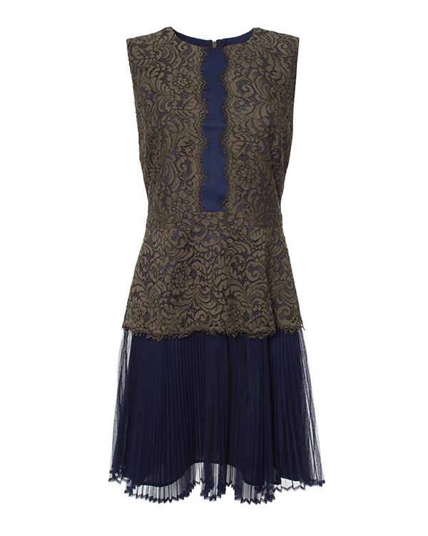 женская платье Marchesa Voyage, сезон: лето 2015. Купить за 5700 руб. | Фото 0