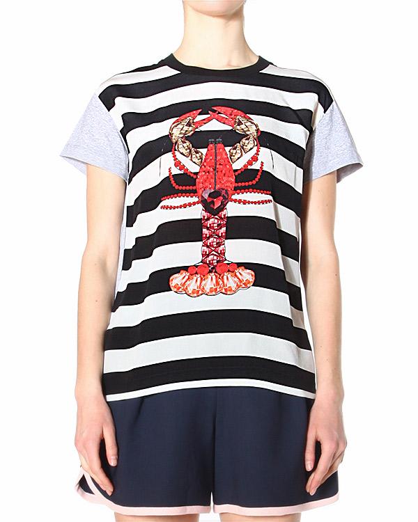 женская футболка Mother of Pearl, сезон: лето 2015. Купить за 7300 руб. | Фото $i