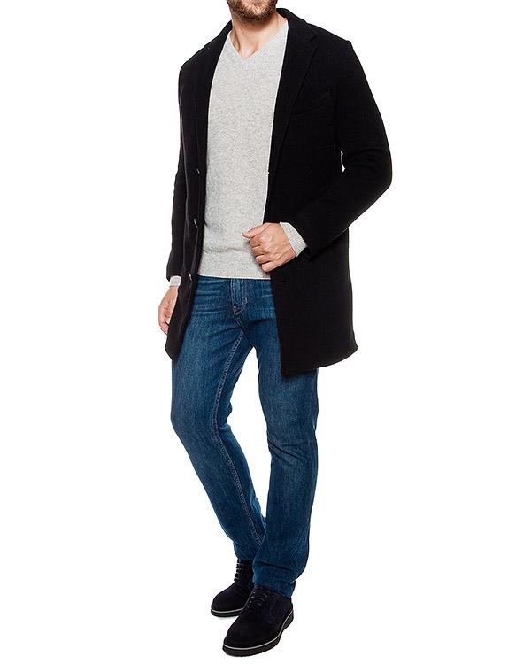 мужская пуловер 120% cashmere, сезон: зима 2016/17. Купить за 11500 руб. | Фото $i