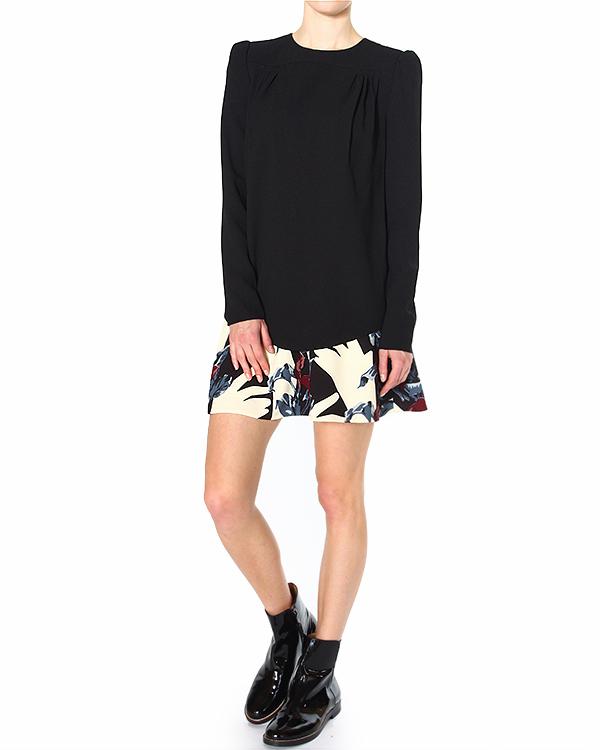 женская юбка Carven, сезон: зима 2014/15. Купить за 7000 руб.   Фото $i