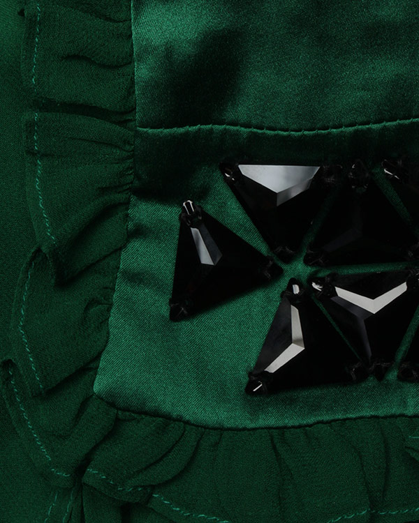 женская платье Thomas Wylde, сезон: лето 2017. Купить за 35900 руб. | Фото $i