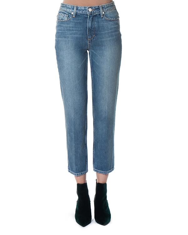 джинсы Regular укороченного силуэта  артикул 3581B62-4774 марки Paige купить за 14200 руб.