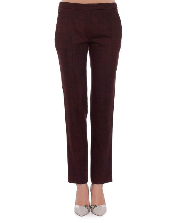 брюки зауженного силуэта, с яркими пуговицами на задних карманах артикул 380P21 марки Carven купить за 7400 руб.