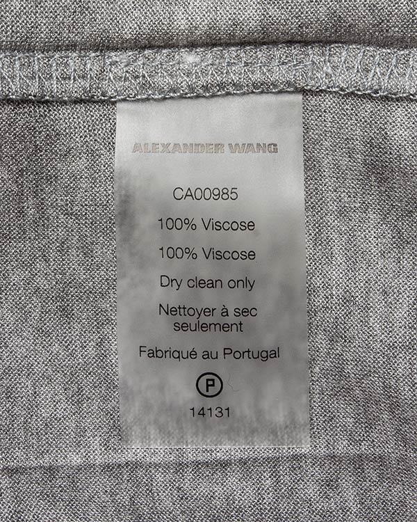 женская футболка T by Alexander Wang, сезон: зима 2016/17. Купить за 4300 руб.   Фото $i