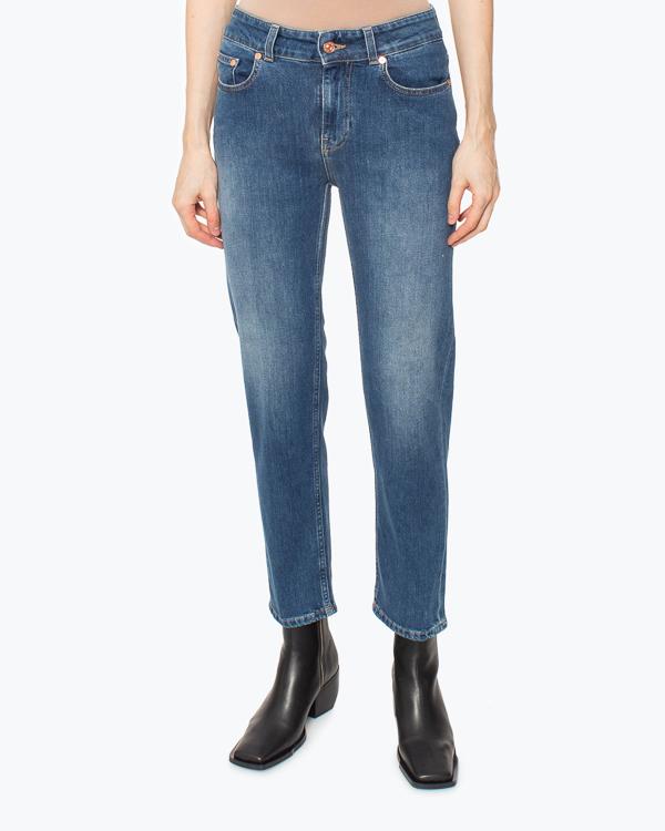 Женская джинсы TOM WOOD, сезон: зима 2021/22. Купить за 21600 руб. | Фото 2