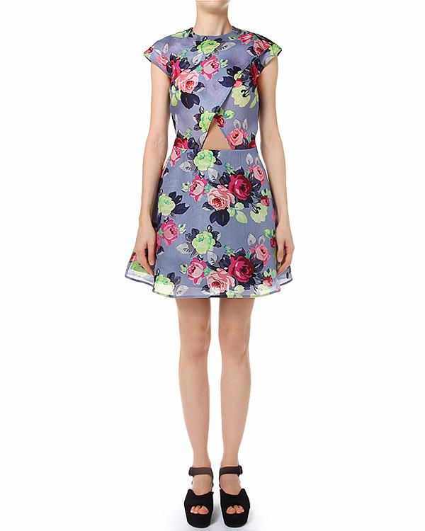 женская платье Carven, сезон: лето 2014. Купить за 8000 руб.   Фото $i