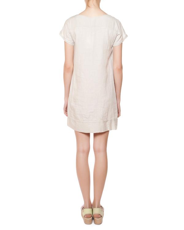 женская платье 120% lino, сезон: лето 2015. Купить за 4200 руб.   Фото $i