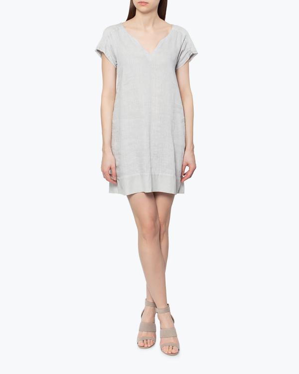 женская платье 120% lino, сезон: лето 2015. Купить за 4200 руб. | Фото 1