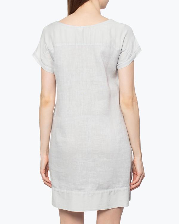 женская платье 120% lino, сезон: лето 2015. Купить за 4200 руб. | Фото 3