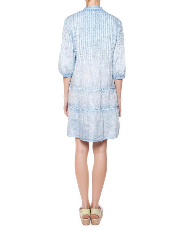 женская платье 120% lino, сезон: лето 2015. Купить за 5500 руб. | Фото 2