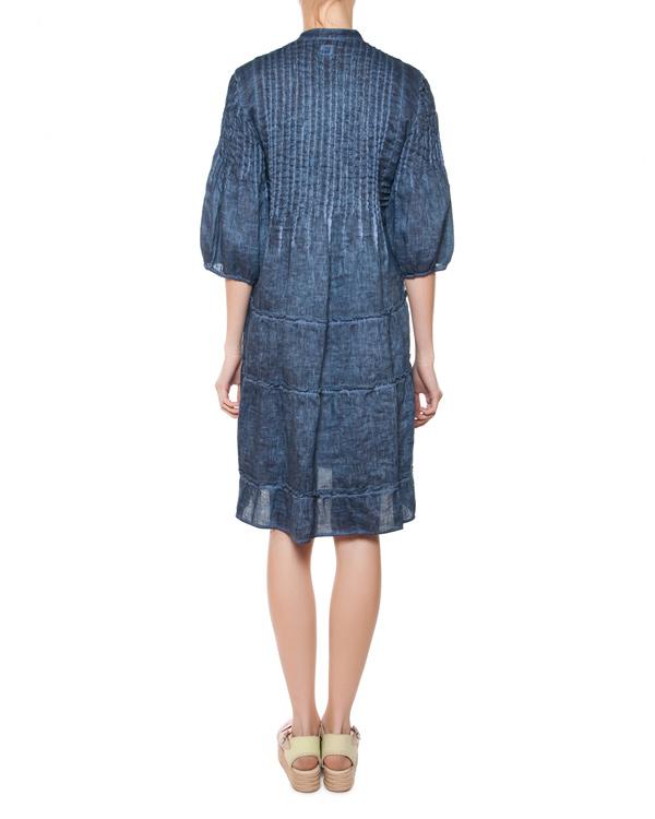 женская платье 120% lino, сезон: лето 2015. Купить за 5500 руб. | Фото $i