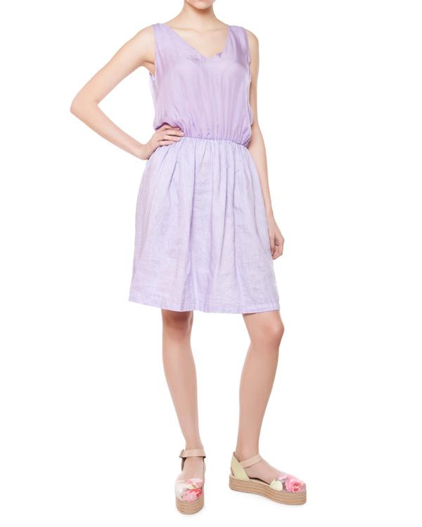 женская платье 120% lino, сезон: лето 2015. Купить за 5000 руб. | Фото 1