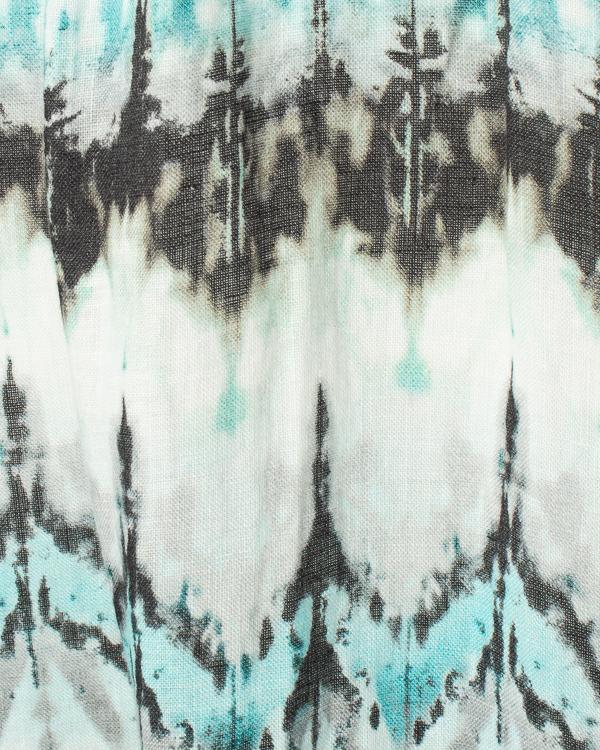 женская платье 120% lino, сезон: лето 2015. Купить за 10100 руб. | Фото 4