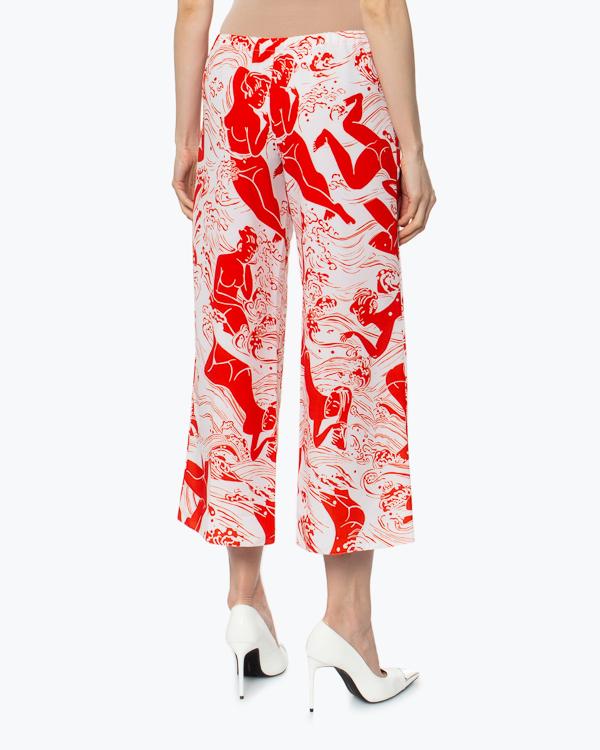 женская брюки Carven, сезон: лето 2015. Купить за 5100 руб. | Фото $i