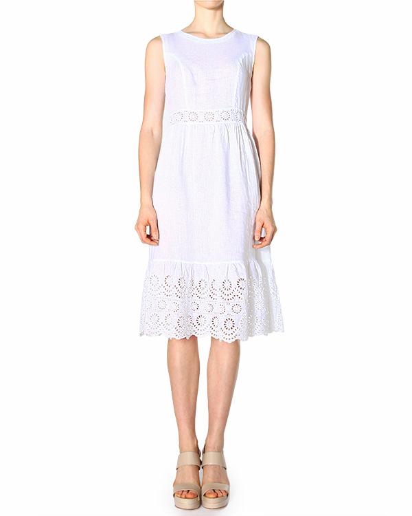 женская платье 120% lino, сезон: лето 2015. Купить за 10300 руб. | Фото 0