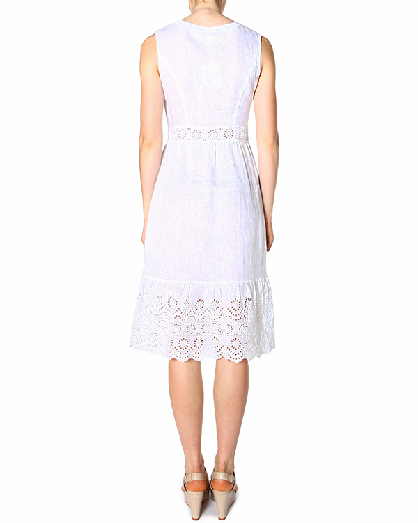 женская платье 120% lino, сезон: лето 2015. Купить за 7200 руб. | Фото 2