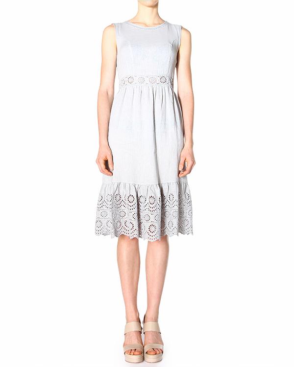женская платье 120% lino, сезон: лето 2015. Купить за 7200 руб. | Фото 0