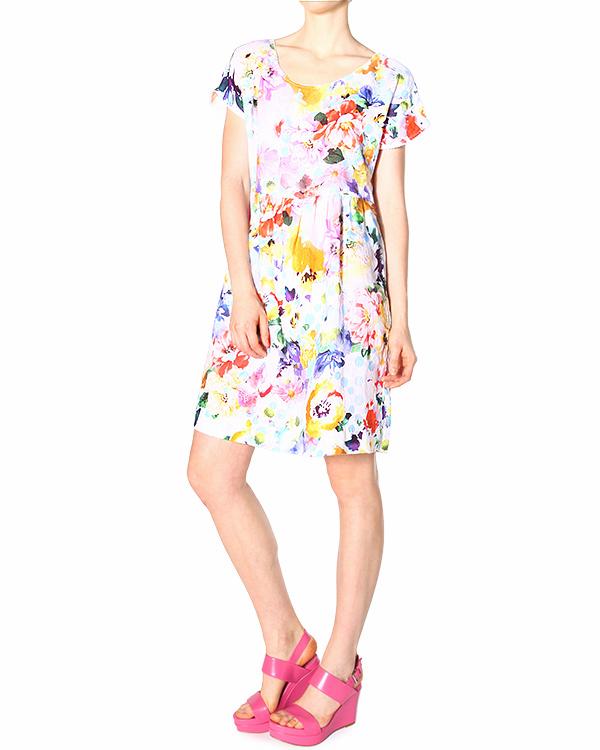 женская платье 120% lino, сезон: лето 2015. Купить за 5500 руб. | Фото 1