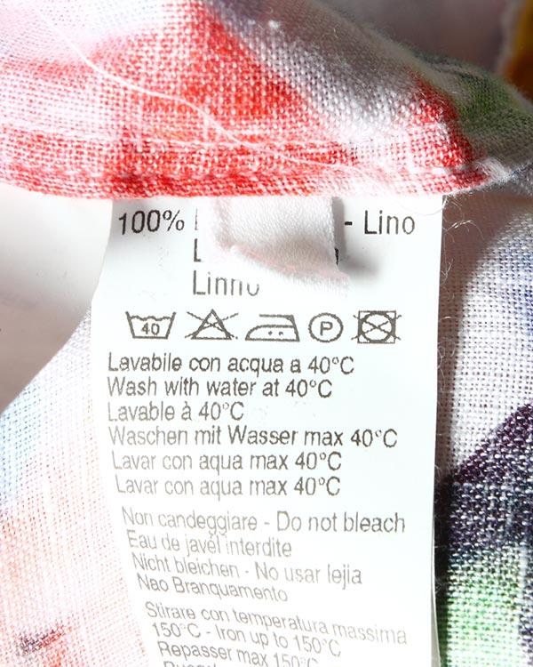женская платье 120% lino, сезон: лето 2015. Купить за 5500 руб. | Фото 4