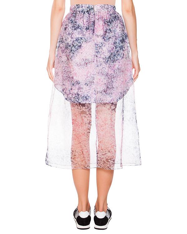 женская юбка Carven, сезон: лето 2015. Купить за 6100 руб. | Фото $i