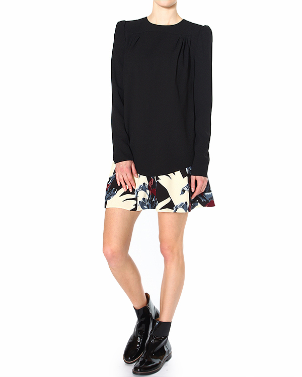 женская блуза Carven, сезон: зима 2014/15. Купить за 1800 руб. | Фото 2
