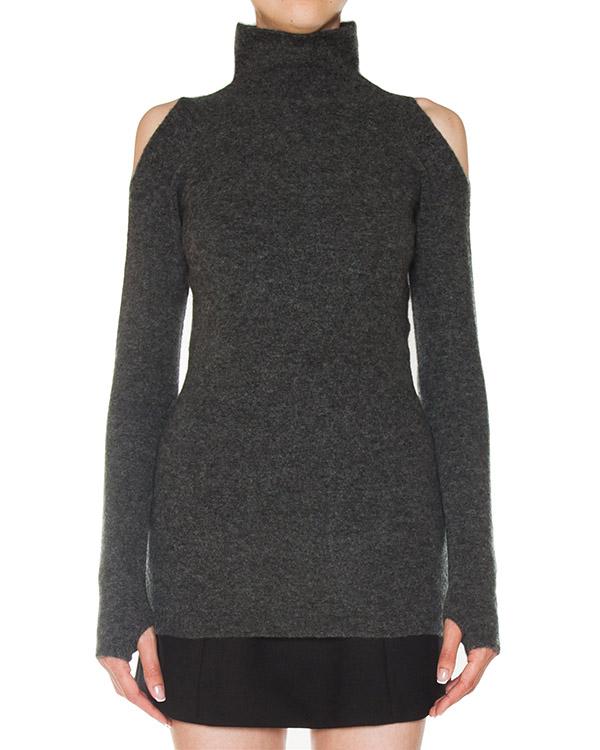 свитер из трикотажной шерсти  артикул 45755 марки D.EXTERIOR купить за 13900 руб.