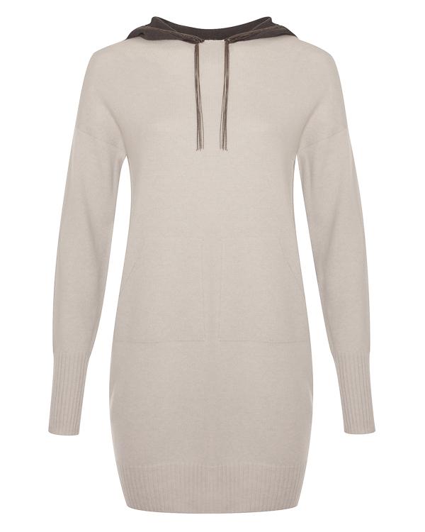 платье из кашемира, вискозы и шерсти  артикул 47044 марки D.EXTERIOR купить за 36700 руб.
