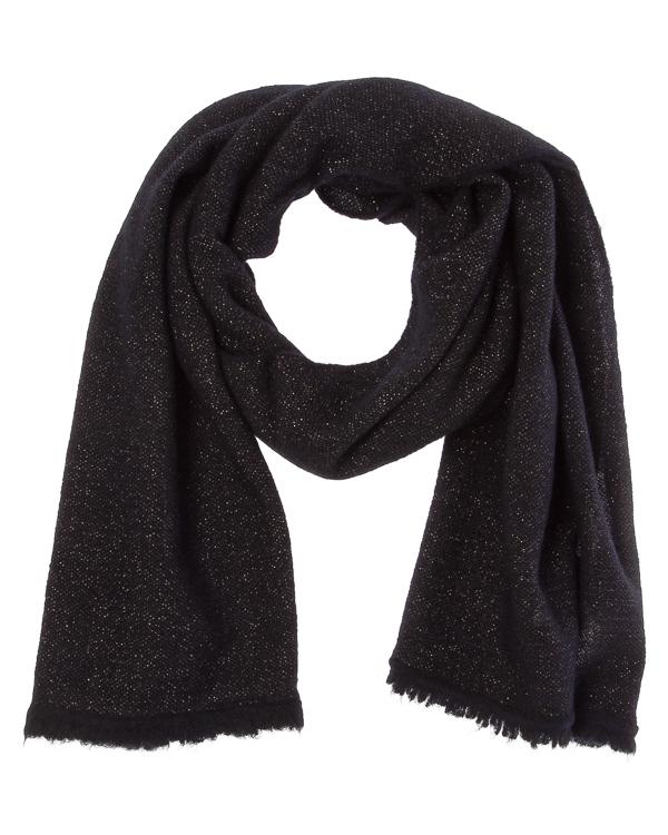 шарф из смеси шерсти, вискозы и альпаки  артикул 47338 марки D.EXTERIOR купить за 14600 руб.