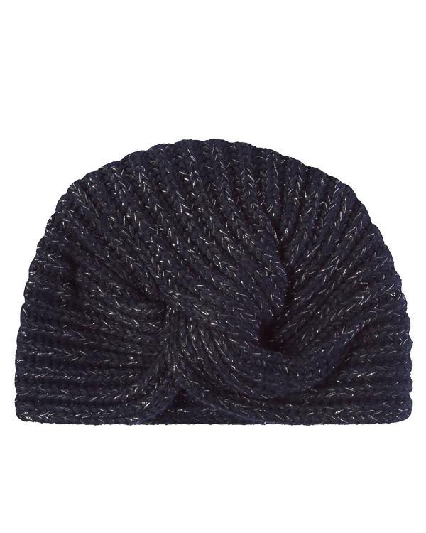 шапка крупной вязки из смеси шерсти и кашемира  артикул 47970 марки D.EXTERIOR купить за 6000 руб.