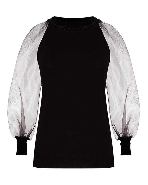 D.EXTERIOR из шерсти с рукавами-буф артикул  марки D.EXTERIOR купить за 21600 руб.