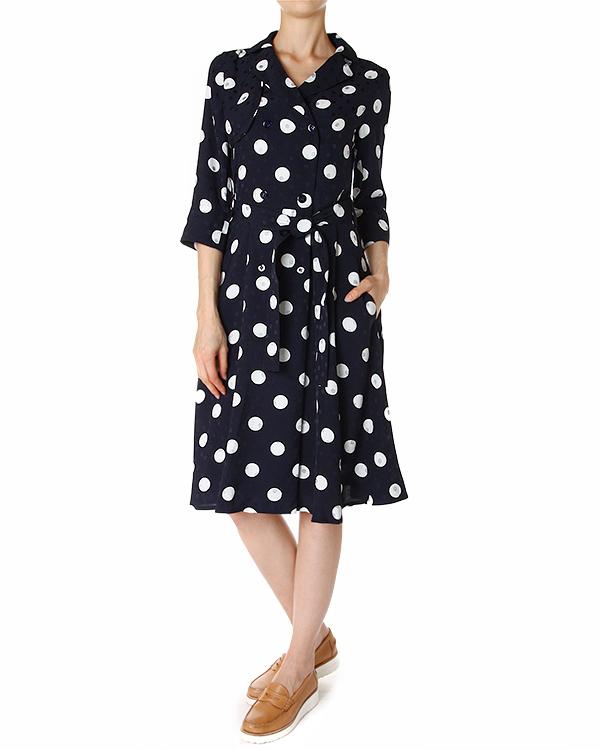 женская платье Poustovit, сезон: лето 2014. Купить за 13700 руб. | Фото $i