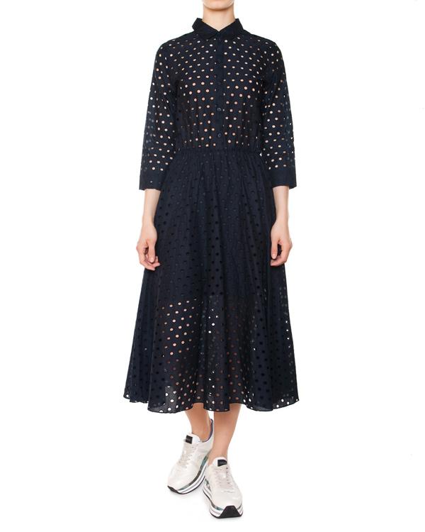 женская платье Poustovit, сезон: лето 2015. Купить за 13200 руб.   Фото $i