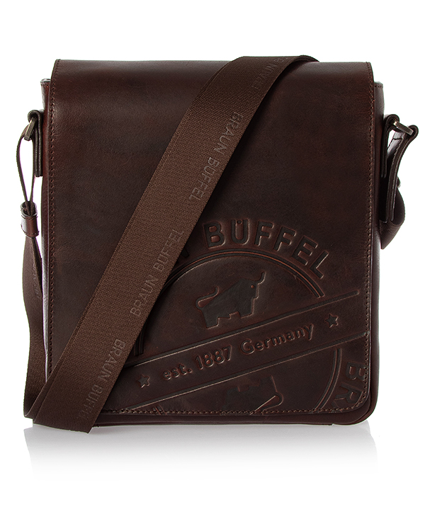 Braun Buffel -планшет из кожи с тиснением  артикул  марки Braun Buffel купить за 15490 руб.