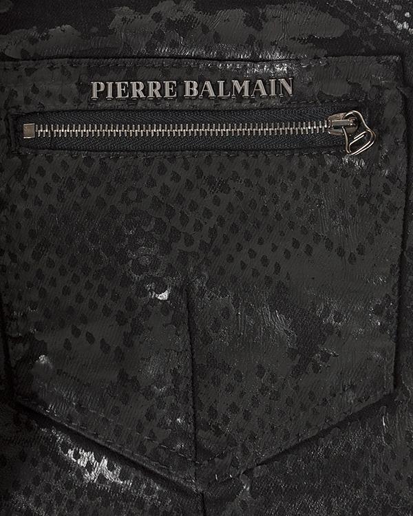 женская джинсы Pierre Balmain, сезон: зима 2012/13. Купить за 10800 руб. | Фото $i