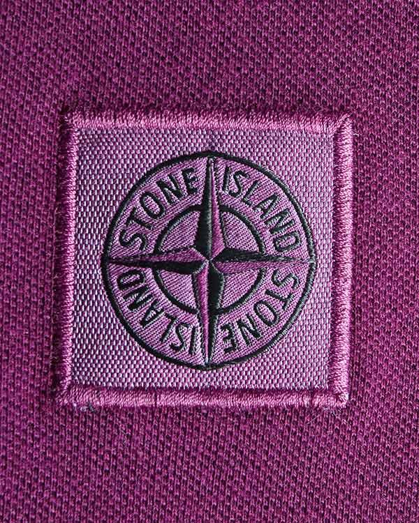 мужская поло Stone Island, сезон: лето 2015. Купить за 4400 руб. | Фото $i