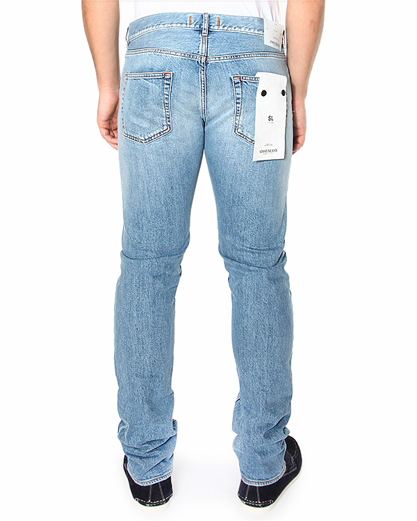 мужская джинсы Stone Island, сезон: лето 2015. Купить за 8500 руб.   Фото $i
